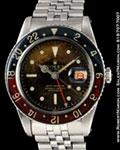 ROLEX VINTAGE GMT MASTER 6542
