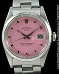 ROLEX 1501 OYSTER PERPETUAL DATE STEEL