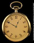 TIFFANY & CO. VINTAGE MINUTE REPEATER POCKETWATCH