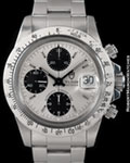 TUDOR 79180 OYSTERDATE CHRONOGRAPH BIG BLOCK STEEL