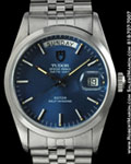 TUDOR 94500 OYSTER PRINCE DATE-DAY STEEL