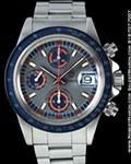 TUDOR VINTAGE 9420/0 MONTE CARLO CHRONO TIME CHRONOGRAPH STEEL