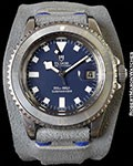 TUDOR 94110 SUBMARINER SNOWFLAKE STAINLESS AUTOMATIC