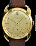 VACHERON CONSTANTIN ART DECO FORMED LUGS 18K