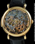 VACHERON CONSTANTIN LES CABINOTIERS SKELETON MINUTE REPEATER 18K ROSE GOLD 30030 R
