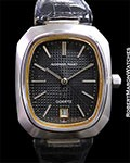 AUDEMARS PIGUET VINTAGE STEEL BETA 21 ca 1970