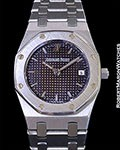 AUDEMARS PIGUET ROYAL OAK LADY'S STEEL 24MM