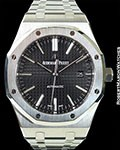AUDEMARS PIGUET 15400ST ROYAL OAK 41MM STEEL AUTOMATIC