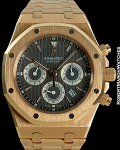 AUDEMARS PIGUET ROYAL OAK CHRONOGRAPH FOR THE SULTANATE OF OMAN PINK GOLD