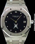 "AUDEMARS PIGUET ROYAL OAK JUMBO 5402 ""KHANJAR"" OMAN UNPOLISHED STEEL A SERIAL"