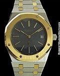 AUDEMARS PIGUET 5402 A ROYAL OAK JUMBO SS/18K