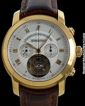 AUDEMARS PIGUET CHRONOGRAPH TOURBILLON ROSE GOLD