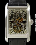 AUDEMARS PIGUET EDWARD PIGUET PLATINUM SKELETON TOURBILLON NEW