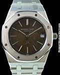 AUDEMARS PIGUET ROYAL OAK A SERIAL TROPICAL DIAL STEEL