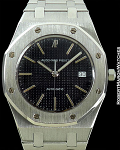 AP ROYAL OAK SS VINTAGE 36MM B/P