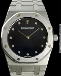 AUDEMARS PIGUET ROYAL OAK QUARTZ  DIAMOND DIAL