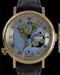 BREGUET HORA MUNDI 5717 18K ROSE GOLD 43MM AUTOMATIC