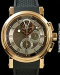 BREGUET REF 5837 TOURBILLON CHRONOGRAPH 18K ROSE GOLD NEW