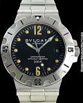 BULGARI REF SD38S DIAGONO AUTOMATIC