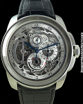 CARTIER CALIBRE DE CARTIER GRAND COMPLICATION NUMBERED EDITION OF 25 EVER MADE