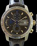 CHOPARD GRAND PRIX DE MONACO HISTORIQUE  TITANIUM AND 18K ROSE GOLD AUTOMATIC CHRONOGRAPH