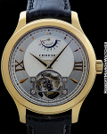 CHOPARD L.U.C 4T QUATTRO TOURBILLON 18K GOLD LIMITED EDITION