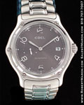 EBEL 1911 STEEL GREY DIAL SUBSIDIARY SECONDS