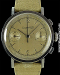 EBERHARD VINTAGE 40mm SINGLE BUTTON CHRONOGRAPH
