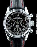 GIRARD PERREGAUX 1999 REF 4946 STEEL AUTOMATIC CHRONOGRAPH
