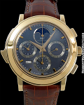 IWC 377025 GRAND COMPLICATION 18K ROSE GOLD