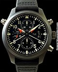 IWC TOP GUN SPLIT SECONDS CHRONOGRAPH 46MM CERAMIC CASE AUTOMATIC