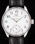 IWC PORTUGUESE F.A. JONES PLATINUM 544202 BRAND NEW