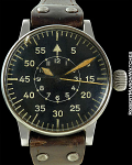 LANGE B-UHREN MILITARY WATCH STEEL