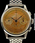 OMEGA VINTAGE MULTI-SCALE OVERSIZED CHRONOGRAPH STEEL CK 987