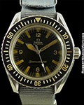 OMEGA 165.024 SEAMASTER 300 STAINLESS AUTOMATIC SWORD HANDS