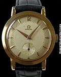 OMEGA DEVILLE 18K ROSE SMALL SECONDS