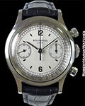 PATEK PHILIPPE 1463 STEEL CHRONOGRAPH NEW OLD STOCK