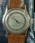 PATEK PHILIPPE 1527 GUBELIN 18K ROSE CALATRAVA FACTORY SERVICED & SEALED