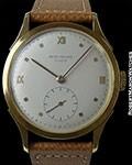 PATEK PHILIPPE VINTAGE REF 1589 18K CALATRAVA 37MM