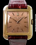 PATEK 2486 CIOCCOLATONE 18K ROSE GOLD RARE