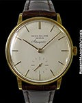 PATEK PHILIPPE CALATRAVA 3410 UNPOLISHED 18K ANTIMAGNETIC