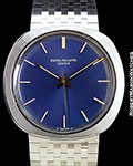 PATEK PHILIPPE 3573/1 18K WHITE GOLD w/ PAPERS NEW OLD STOCK GAY FRERES