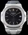 PATEK PHILIPPE JUMBO NAUTILUS 3700/1G 18K WHITE GOLD