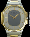 PATEK PHILIPPE NAUTILUS ELLIPSE REF 3770 STEEL/18K GOLD
