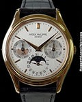 PATEK 3940R 18K ROSE TRANSITIONAL AUTOMATIC PERPETUAL CALENDAR NEW OLD STOCK
