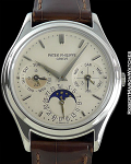 PATEK PHILIPPE 3940P SPLIT 24 HOUR PLATINUM
