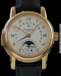 PATEK PHILLIPE 5016R MINUTE REPEATER PERPETUAL TOURBILLON 18K ROSE GOLD