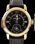 PATEK PHILLIPE 5016R MINUTE REPEATER PERPETUAL CALENDAR TOURBILLON 18K ROSE GOLD