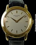 PATEK 5032 CALATRAVA 18K SCREWBACK AUTOMATIC