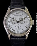 PATEK PHILIPPE 5035P PLATINUM ANNUAL CALENDAR AUTOMATIC BOX PAPERS